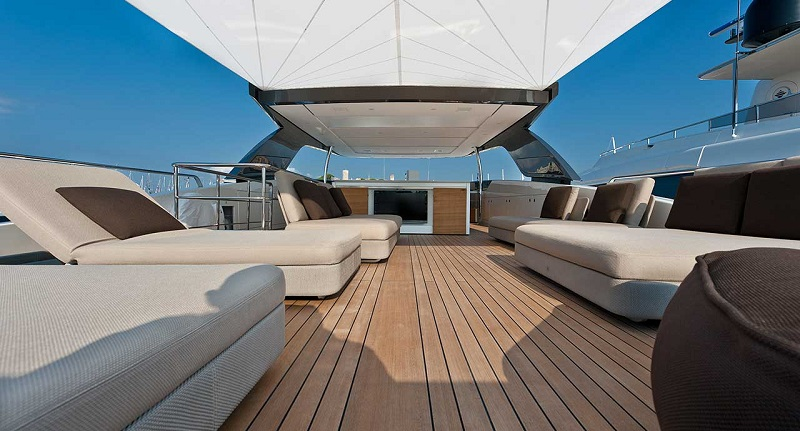 Arredamento esclusivo per yacht e barche news olbia for Arredamento yacht